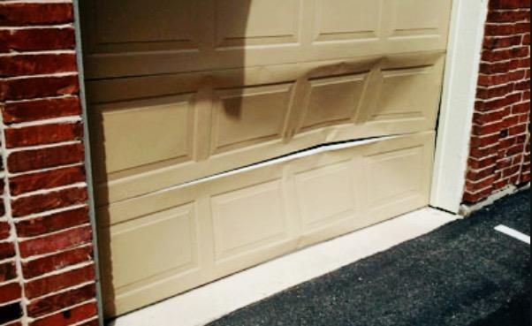 Garage Door Dent Repair Smart Choice Repair Center